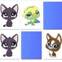 Игра Найди пару домашние питомцы онлайн