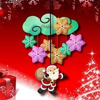 Игра Найди печенье Санта-Клауса онлайн
