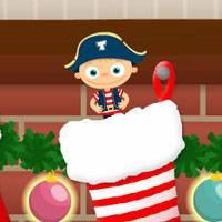 Игра Новый Год - подарочные носки онлайн