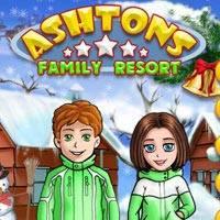 Игра Новый Год: Зимний отдых онлайн