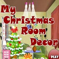 Игра Новогоднее украшение квартиры онлайн
