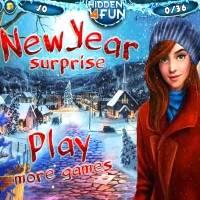 Игра Новогодний квест онлайн
