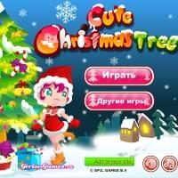 Игра Новогодняя елочка онлайн