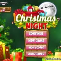 Игра Новогодняя ночь онлайн