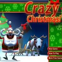 Игра Новогодняя пушка Деда Мороза онлайн