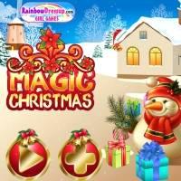 Игра Новый год - подарки под елкой онлайн