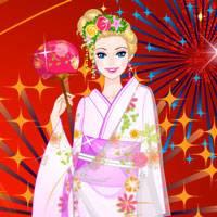 Игра Одевалки на Новый год онлайн