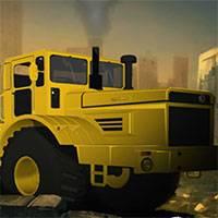 Игра Огромный трактор онлайн