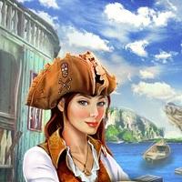 Игра Пираты и остров Фортуны: поиск предметов онлайн