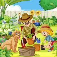 Игра Поиск предметов для детей онлайн