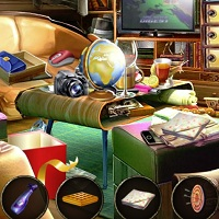 Игра Поиск предметов для девочек онлайн