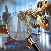 Игра Поиск предметов: Ночь в музее онлайн