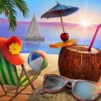 Игра Поиск предметов: Остров онлайн