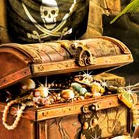 Игра Поиск предметов: Пиратское золото онлайн