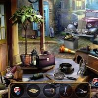 Игра Поиск предметов: Шерлок Холмс онлайн
