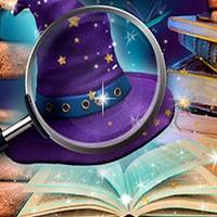Игра Поиск предметов: Школа магов онлайн