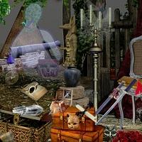 Игра Поиск предметов в доме с приведениями онлайн