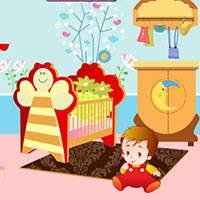 Игра Ремонт в детском саду онлайн