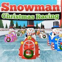 Игра Рождественская гонка на паровозиках! онлайн