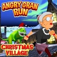 Игра Рождественская Злая Бабка онлайн