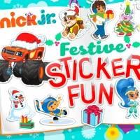 Игра Рождественские открытки для детей онлайн