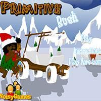 Игра Рождественский багги онлайн