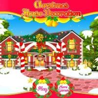 Игра Рождественский домик онлайн