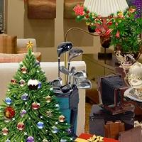Игра Рождественский поиск предметов онлайн