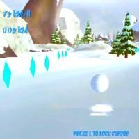 Игра Рождественский снежный шар онлайн