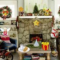 Игра Рождество: скрытые предметы онлайн