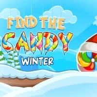 Игра Рождество - в поисках конфет онлайн