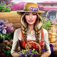 Игра Сад роз: поиск предметов онлайн