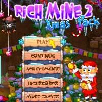 Игра Санта и новогодние украшения онлайн
