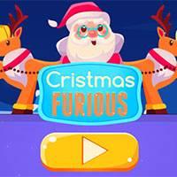 Игра Счастливый Санта онлайн