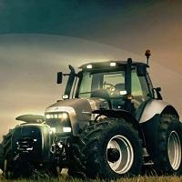 Игра Сельский трактор онлайн