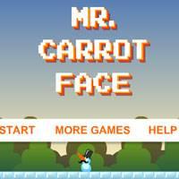 Игра Снеговик стреляет морковками онлайн