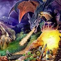 Игра Сокровища дракона: поиск предметов онлайн