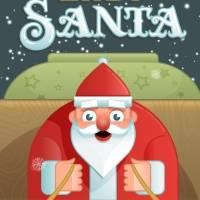 Игра Стрелялки - Санта против пришельцев онлайн