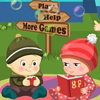 Игра Cтроить детский сад онлайн