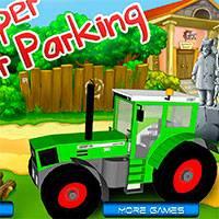 Игра Супер Трактор онлайн
