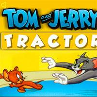 Игра Том и Джерри Трактор онлайн
