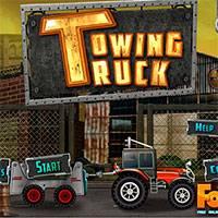 Игра Трактор Буксир онлайн
