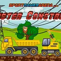 Игра Трактор Монстр онлайн