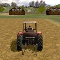 Игра Трактор на Ферме онлайн