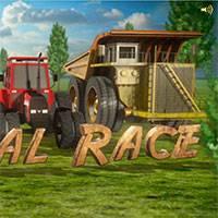 Игра Трактор против Трактора онлайн