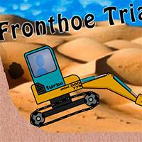 Игра Трактора на Гусеницах онлайн