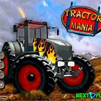 Игра Тракторы с Прицепом онлайн