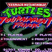 Игра Турнир черепашек мутантов онлайн