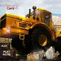 Игра Тяжелый Трактор онлайн