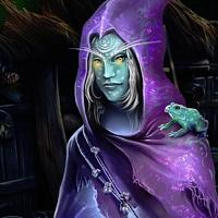 Игра В ловушке лесной ведьмы онлайн